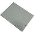 "13 1/2""W x 24""H Vulcan Fire Stopping Matrix, Coated Aluminum Honeycomb & Stainless Steel Mesh"