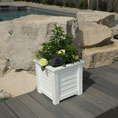 "16""W x 16""D x 16""H Lakeland Planter Box"