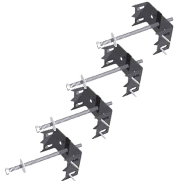 """12"""" Rail Installation Kit (Connects both ends of one 12"""" Rail to applications)"""
