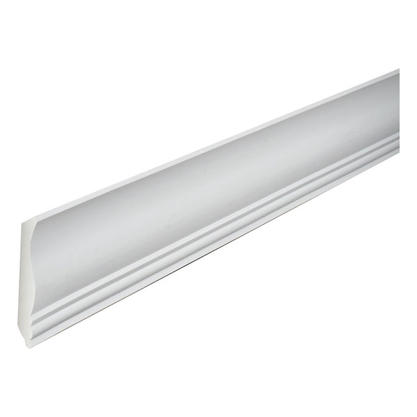 "6 11/16""H x 4 11/16""P, 16' Length, Crown Moulding"