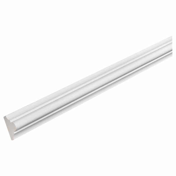 "2 1/4""H x 1 1/8""P, 12' Length, Chair Rail Moulding"