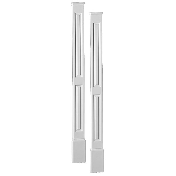 Fypon Raised Panel Pilasters Fypon Interior Raised Panel Pilasters Fypon Raised Panel Door