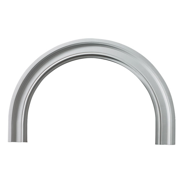 "36""IW x 22""IH x 18""R Arch Trim - Decorative"