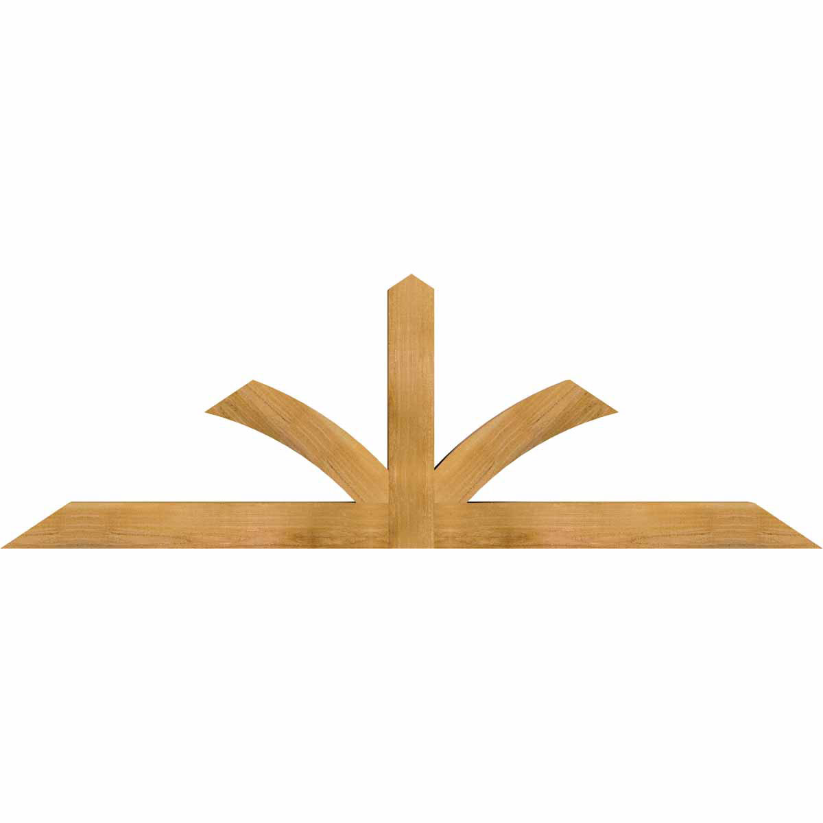 Gable bracket gable brackets wood gable brackets rough for Cedar gable brackets